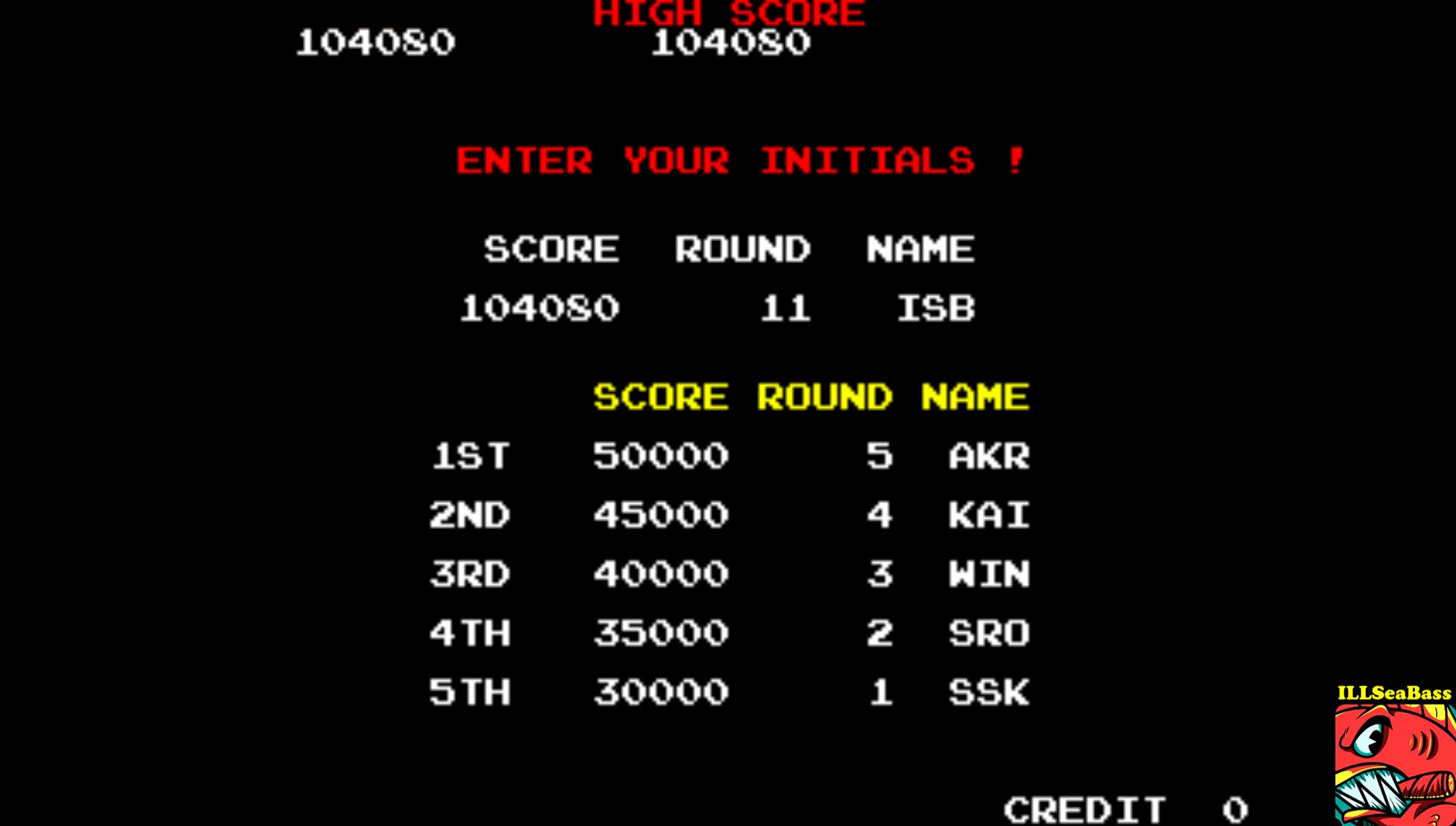 ILLSeaBass: Raimais [World] [raimais] (Arcade Emulated / M.A.M.E.) 104,080 points on 2017-08-19 13:26:10