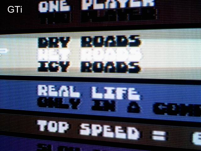 GTibel: Rally Speedway [Wet Real 60 Normal] (Commodore 64) 0:01:24.3 points on 2016-11-24 05:46:15