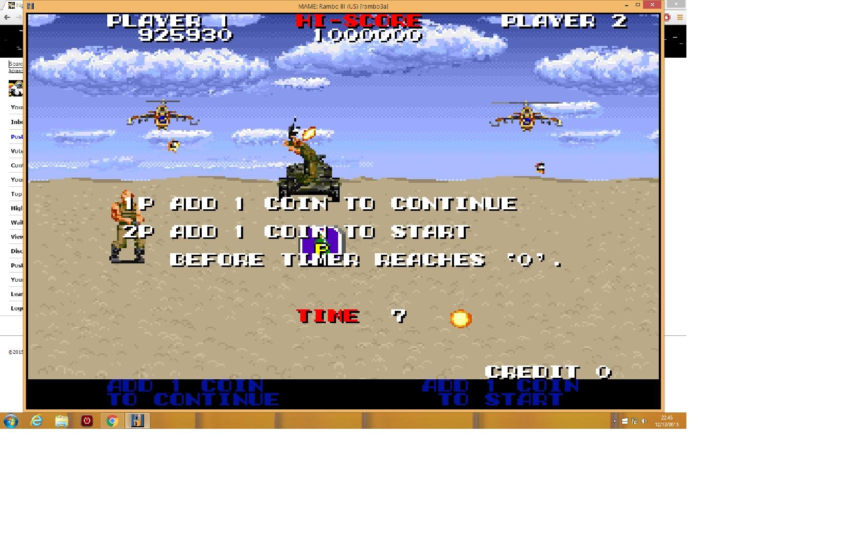 Rambo III 925,930 points