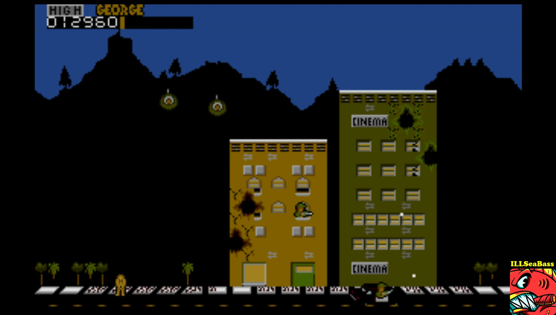 ILLSeaBass: Rampage (Atari ST Emulated) 12,960 points on 2017-03-03 23:27:48