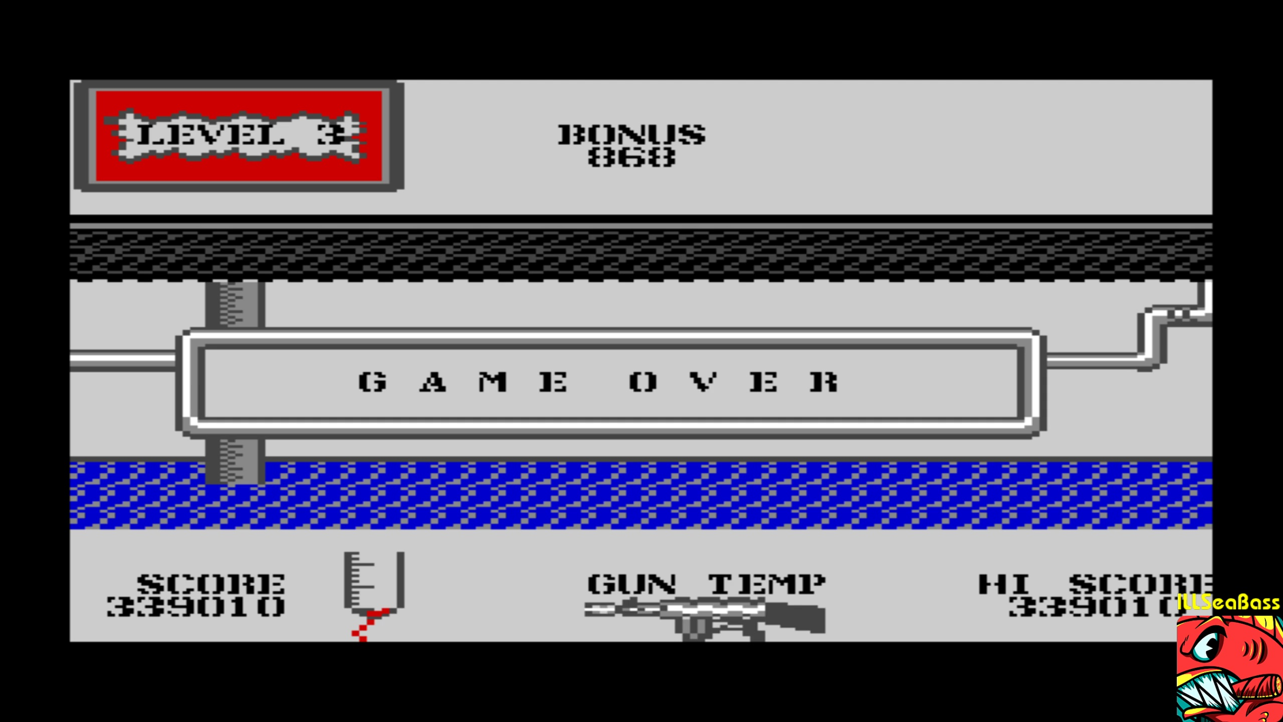 ILLSeaBass: Rapid Fire (Commodore 64 Emulated) 339,010 points on 2018-02-17 14:23:23