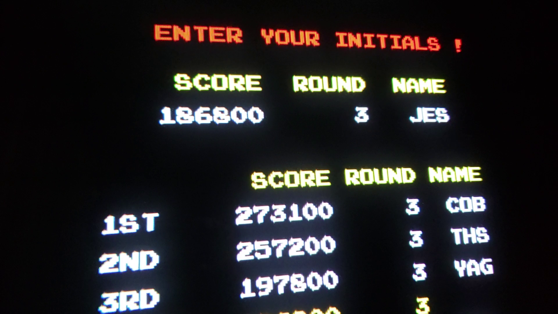 JES: Rastan Saga [rastsaga] (Arcade Emulated / M.A.M.E.) 186,800 points on 2019-08-23 02:52:28