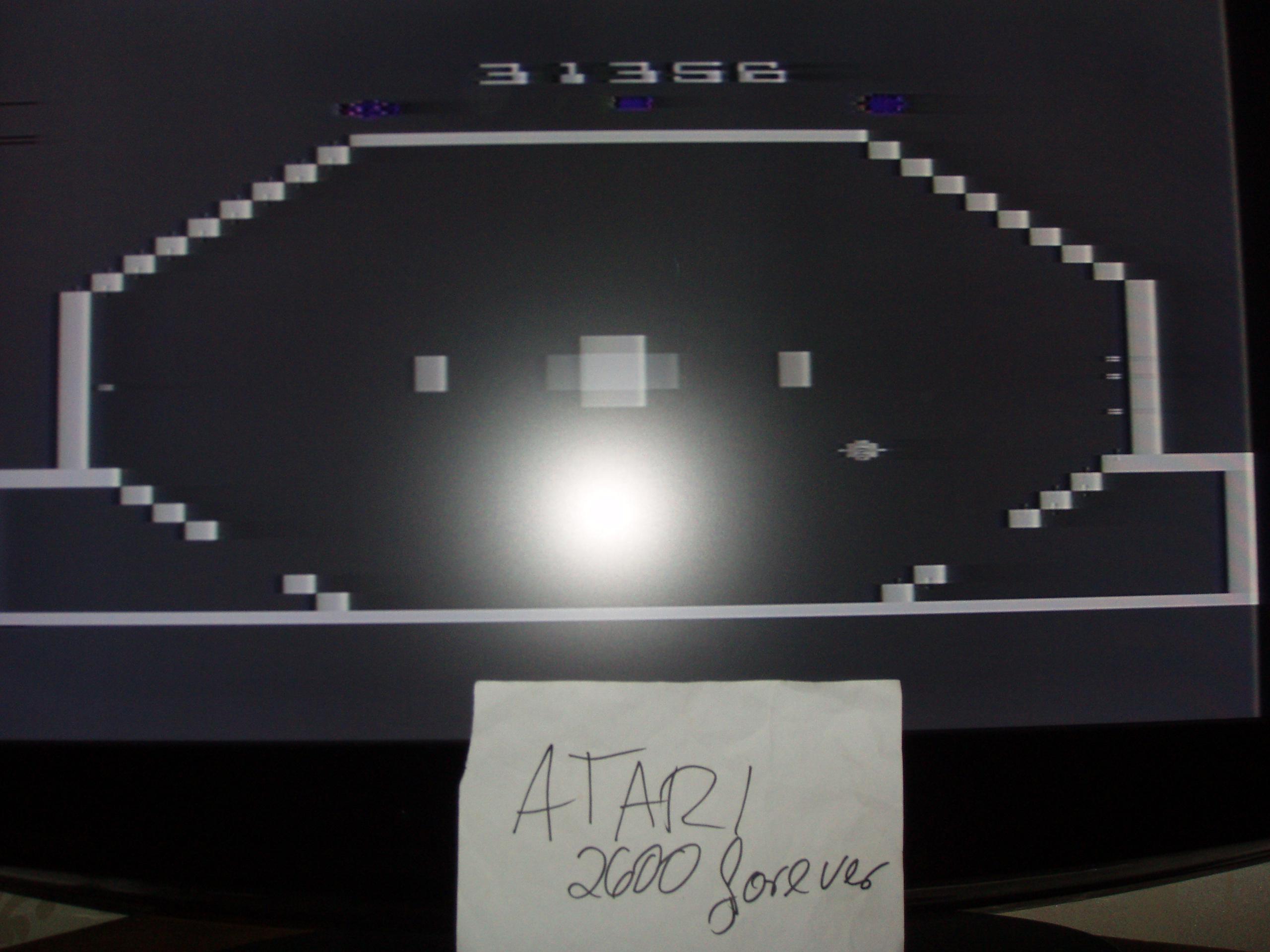 atari2600forever: Reactor (Atari 2600 Novice/B) 31,356 points on 2019-03-15 06:56:46