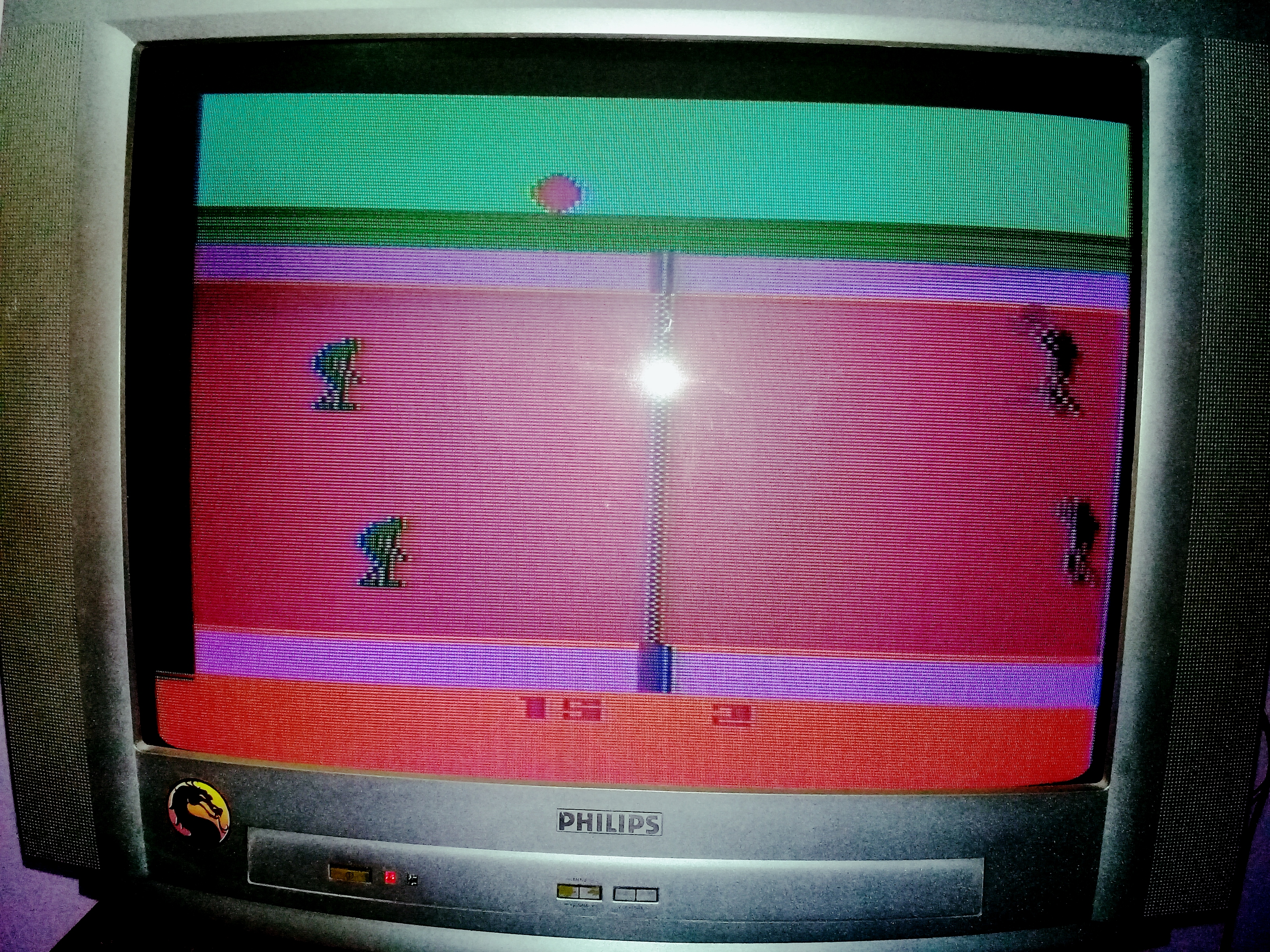 omargeddon: RealSports Volleyball [Point Difference] (Atari 2600 Expert/A) 13 points on 2020-09-06 01:05:57