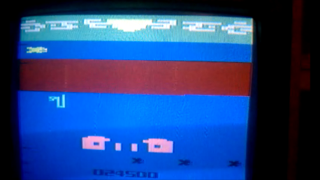 S.BAZ: Red Sea Crossing (Atari 2600 Novice/B) 24,500 points on 2020-06-04 14:48:28