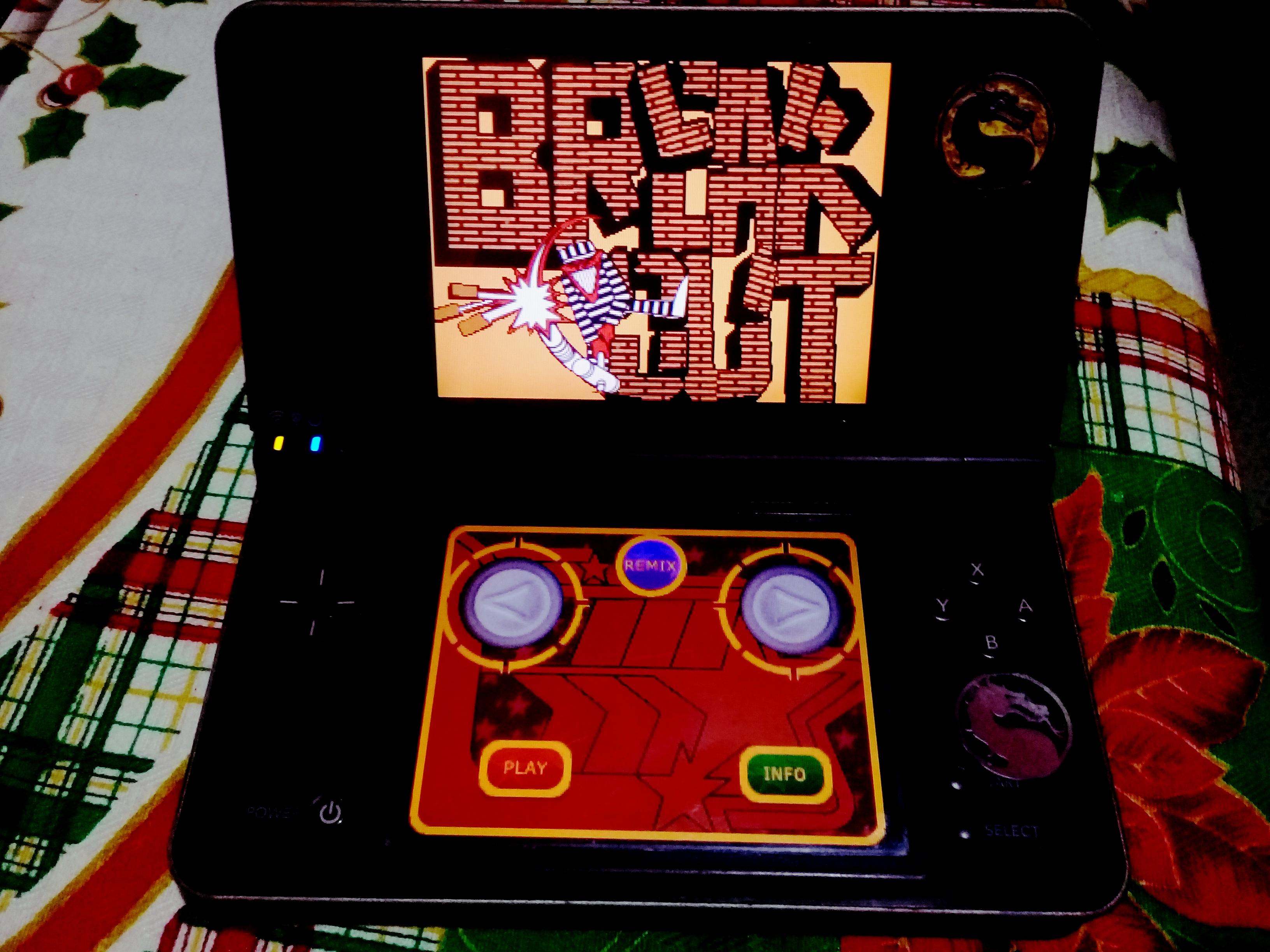 omargeddon: Retro Atari Classics: Breakout [Arcade] (Nintendo DS) 436 points on 2021-03-18 20:30:11