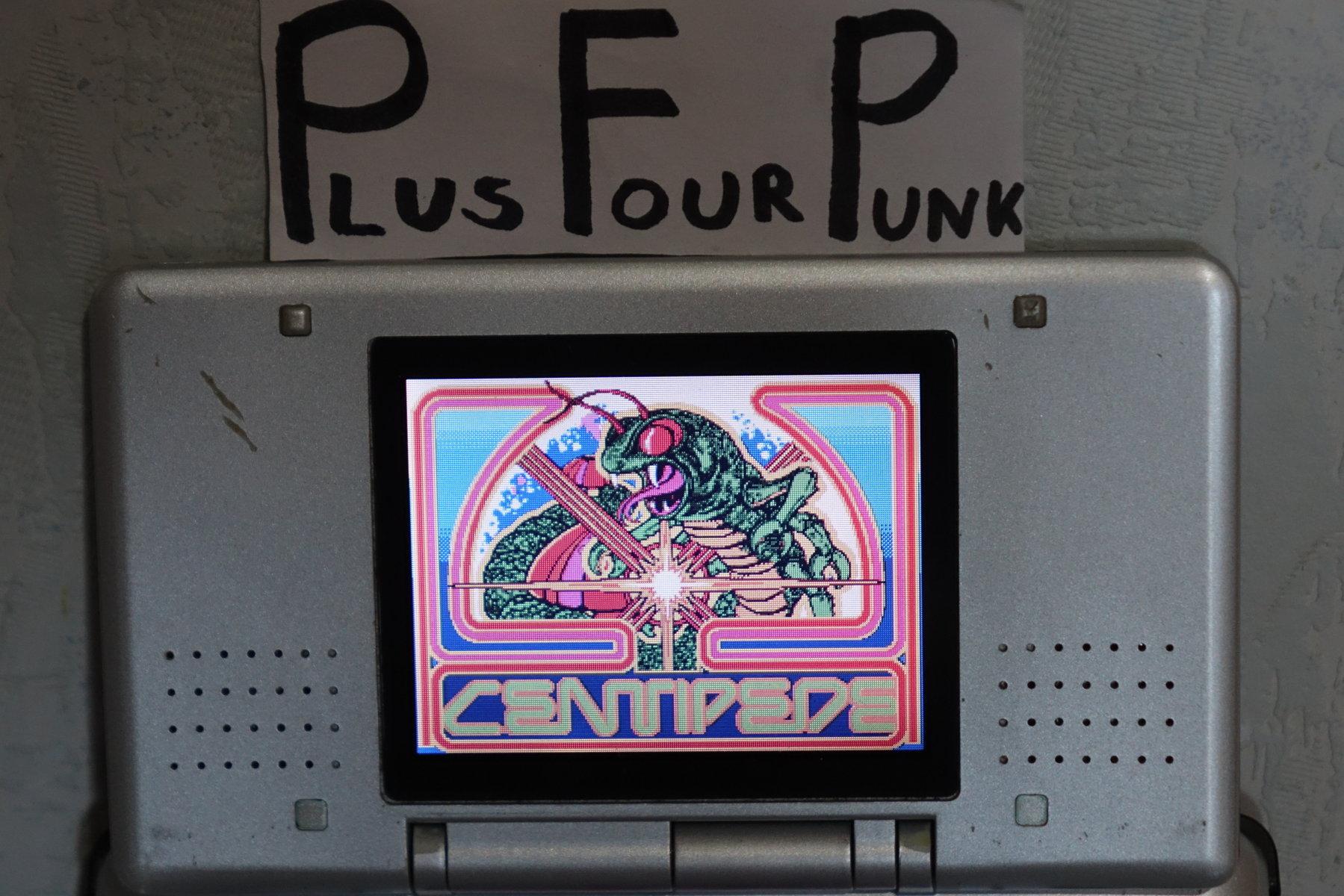 plus4punk: Retro Atari Classics: Centipede [Arcade] (Nintendo DS) 98,983 points on 2020-05-06 13:36:47