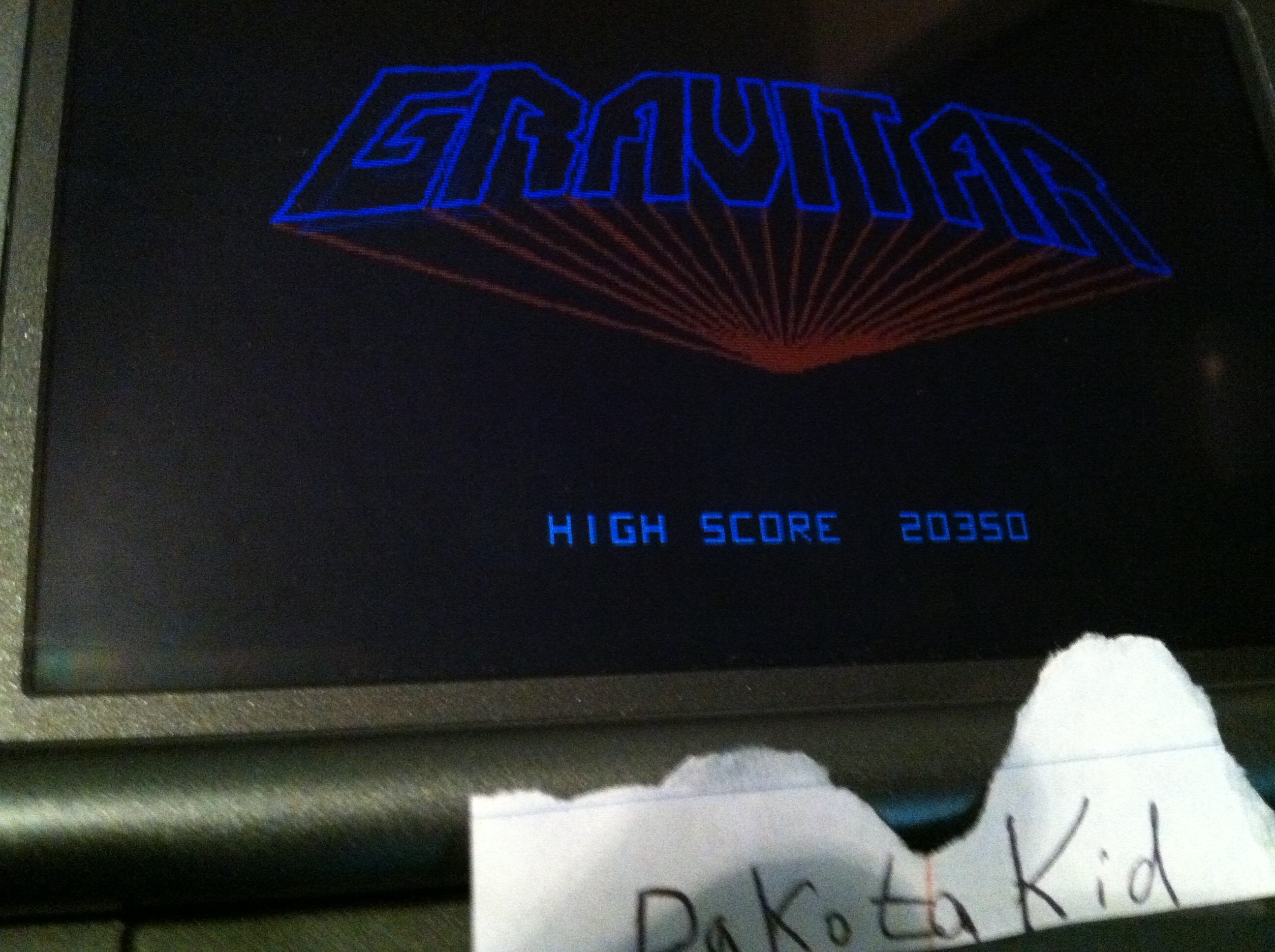 DakotaKid: Retro Atari Classics: Gravitar [Arcade] (Nintendo DS) 20,350 points on 2017-11-30 17:51:23