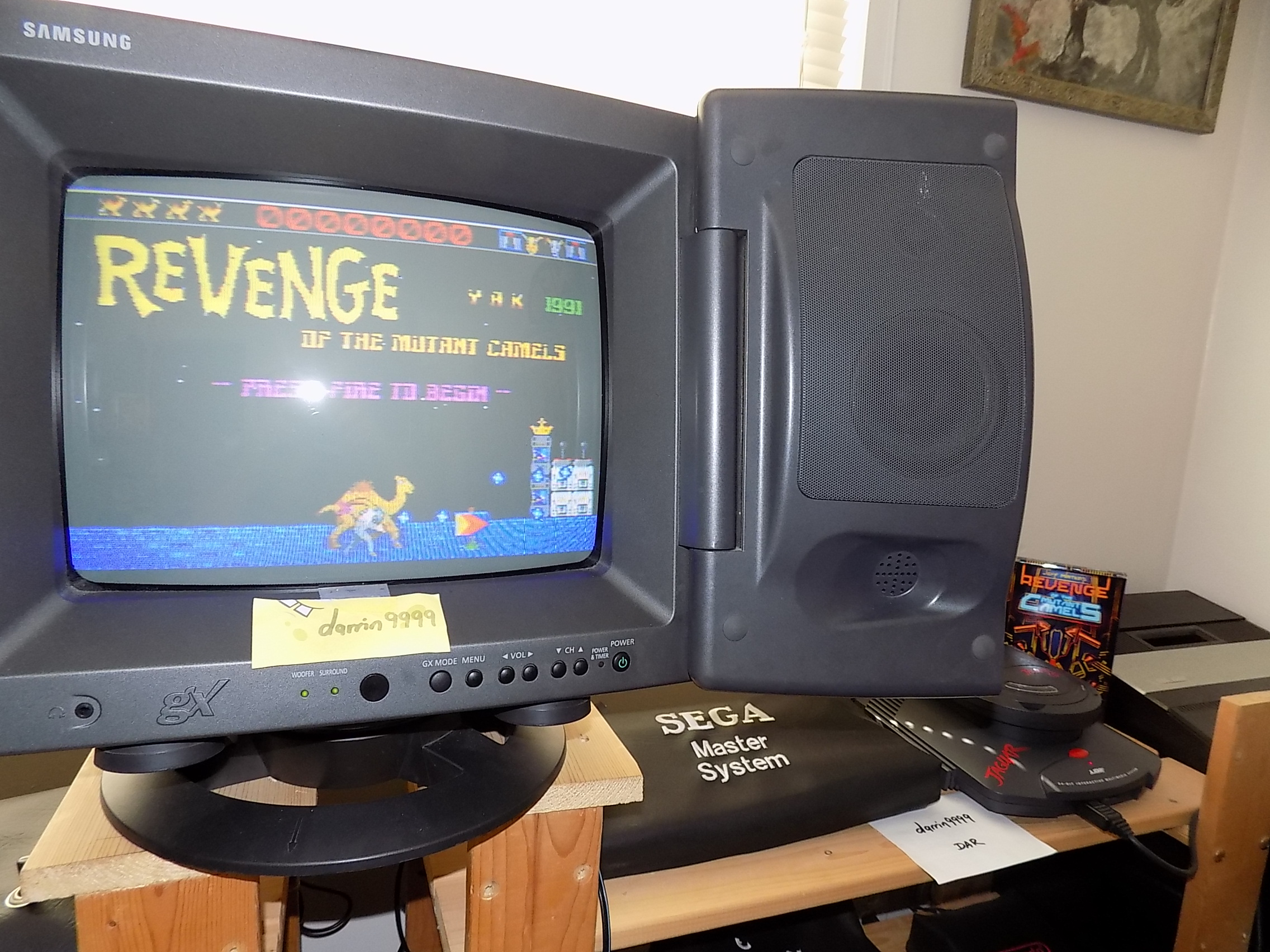 darrin9999: Revenge Of The Mutant Camels (Atari Jaguar) 671,817 points on 2018-08-22 16:13:44