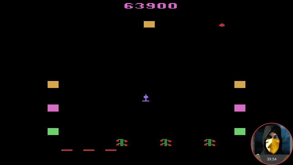 omargeddon: Revenge of the Beefsteak Tomatoes: Game 1BA (Atari 2600 Emulated) 63,900 points on 2018-05-06 13:32:59