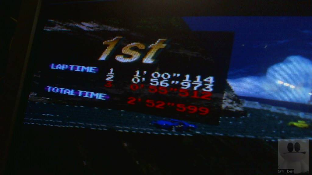 GTibel: Ridge Racer: Mid-Level (Playstation 1) 0:02:52.599 points on 2018-03-09 12:34:43