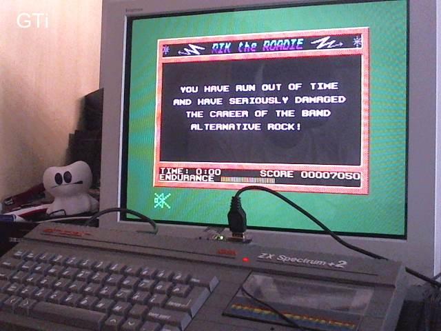GTibel: Rik the Roadie (ZX Spectrum) 7,050 points on 2017-08-26 08:02:54