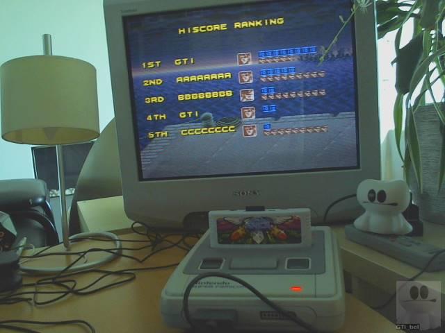 GTibel: Rival Turf (SNES/Super Famicom) 85 points on 2019-08-23 06:10:10