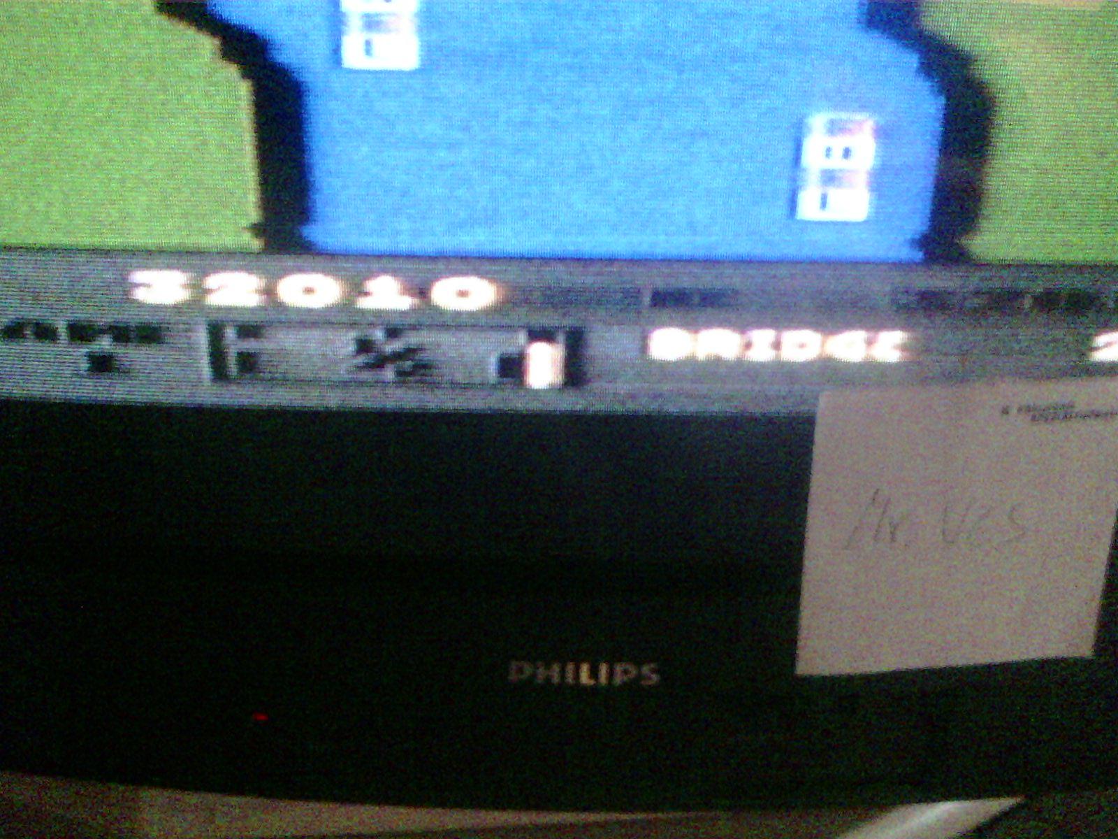 MisterVCS: River Raid (Atari 400/800/XL/XE) 32,010 points on 2016-03-12 05:24:52