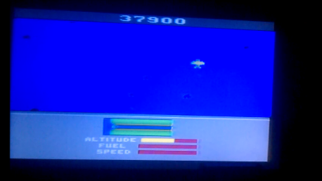 S.BAZ: River Raid II (Atari 2600 Expert/A) 37,900 points on 2018-03-21 00:06:39