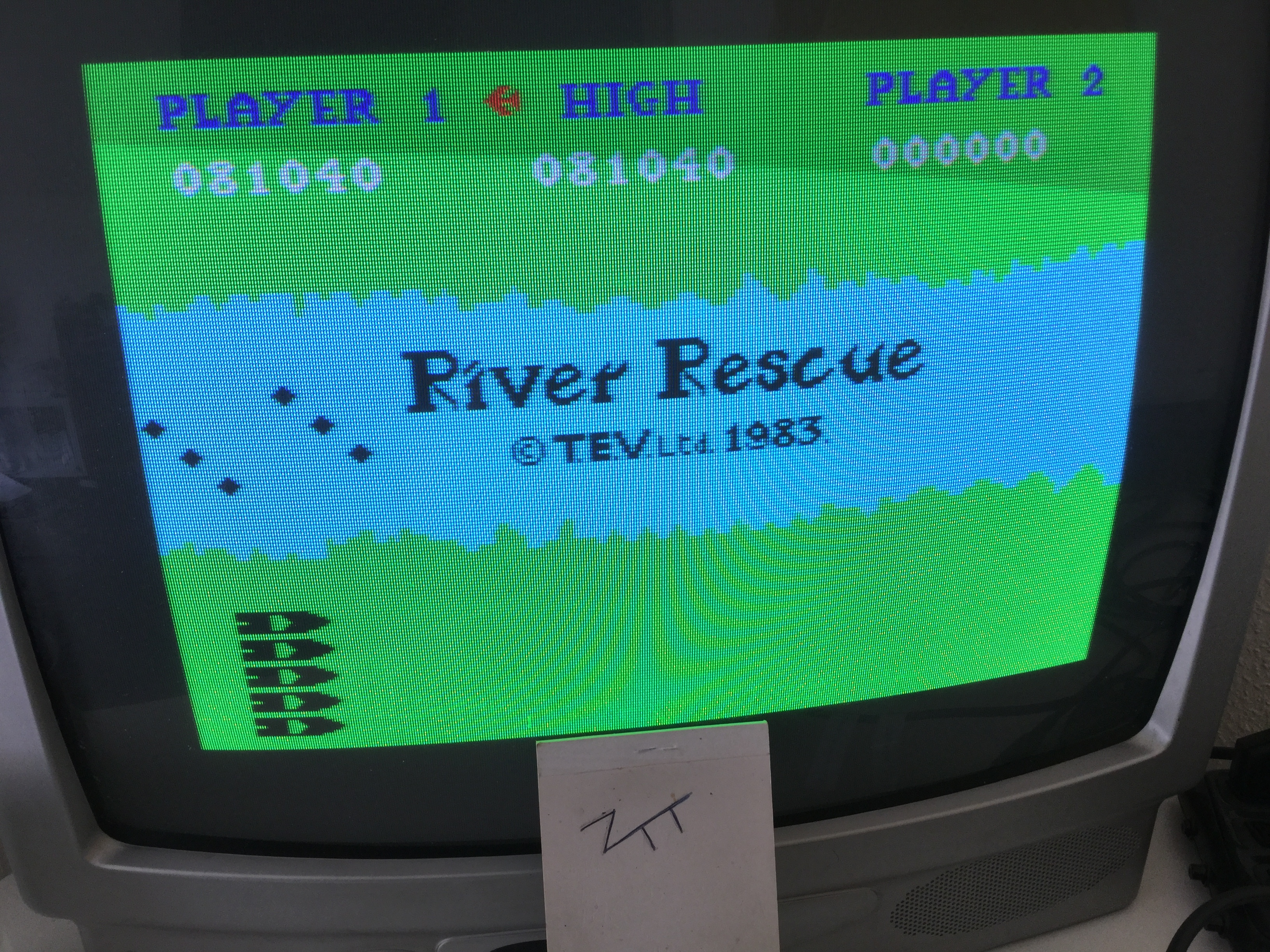 River Rescue 81,040 points