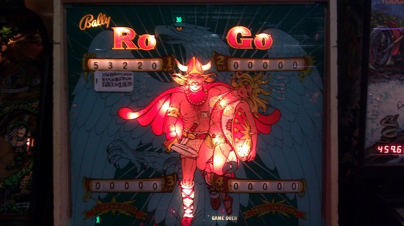 ichigokurosaki1991: Ro Go (Pinball: 5 Balls) 53,220 points on 2016-04-08 10:05:12