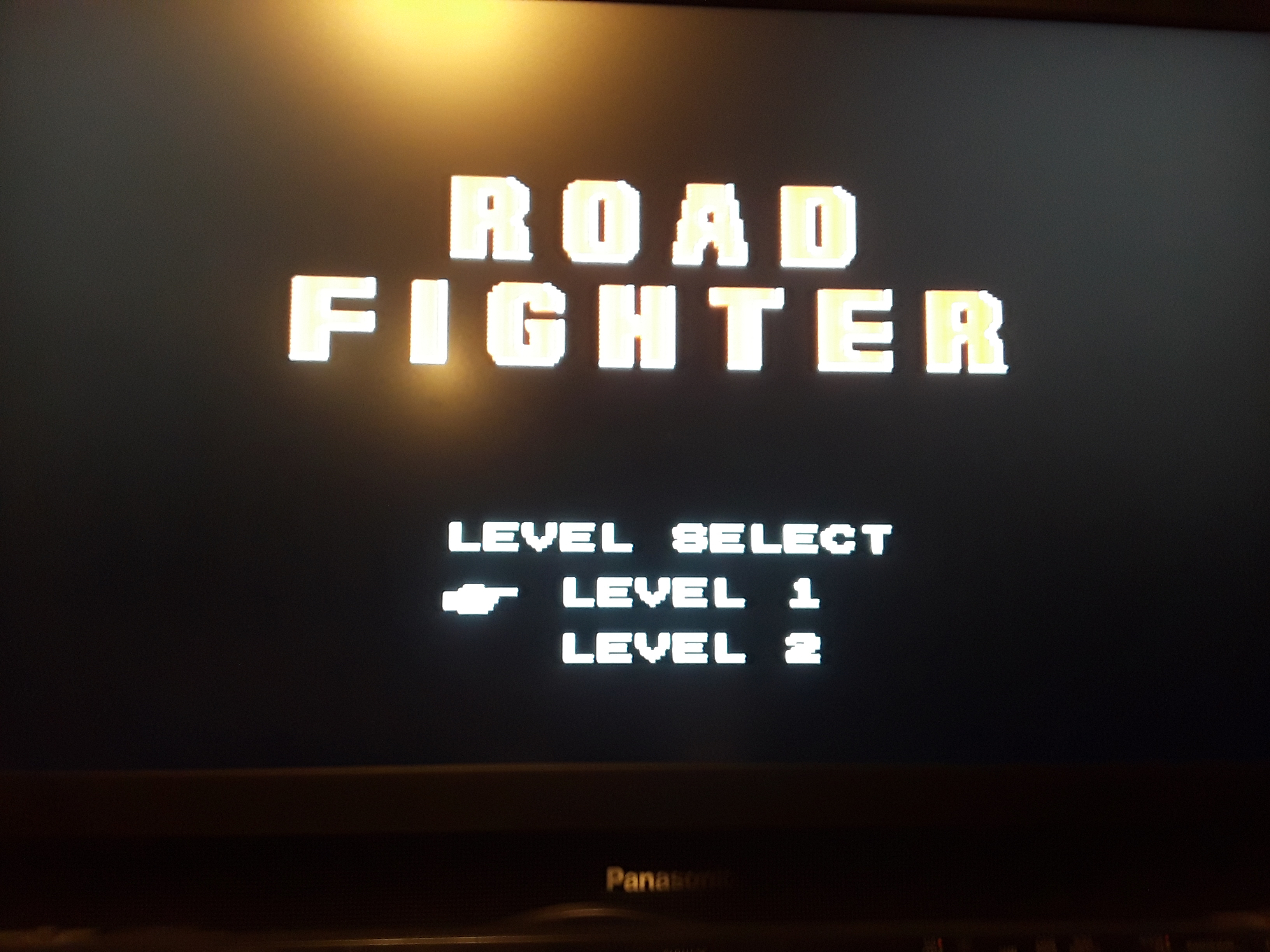 JML101582: Road Fighter: Level 1 (NES/Famicom Emulated) 1,750 points on 2018-04-04 22:25:35