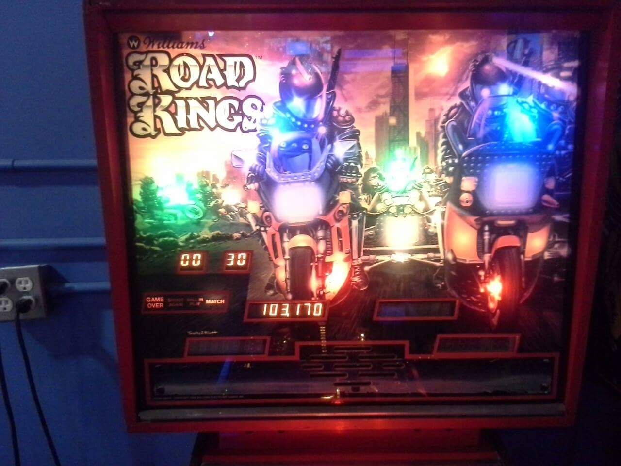 Road Kings 103,170 points