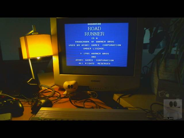 GTibel: Road Runner (Commodore 64) 88,500 points on 2019-03-15 10:35:31