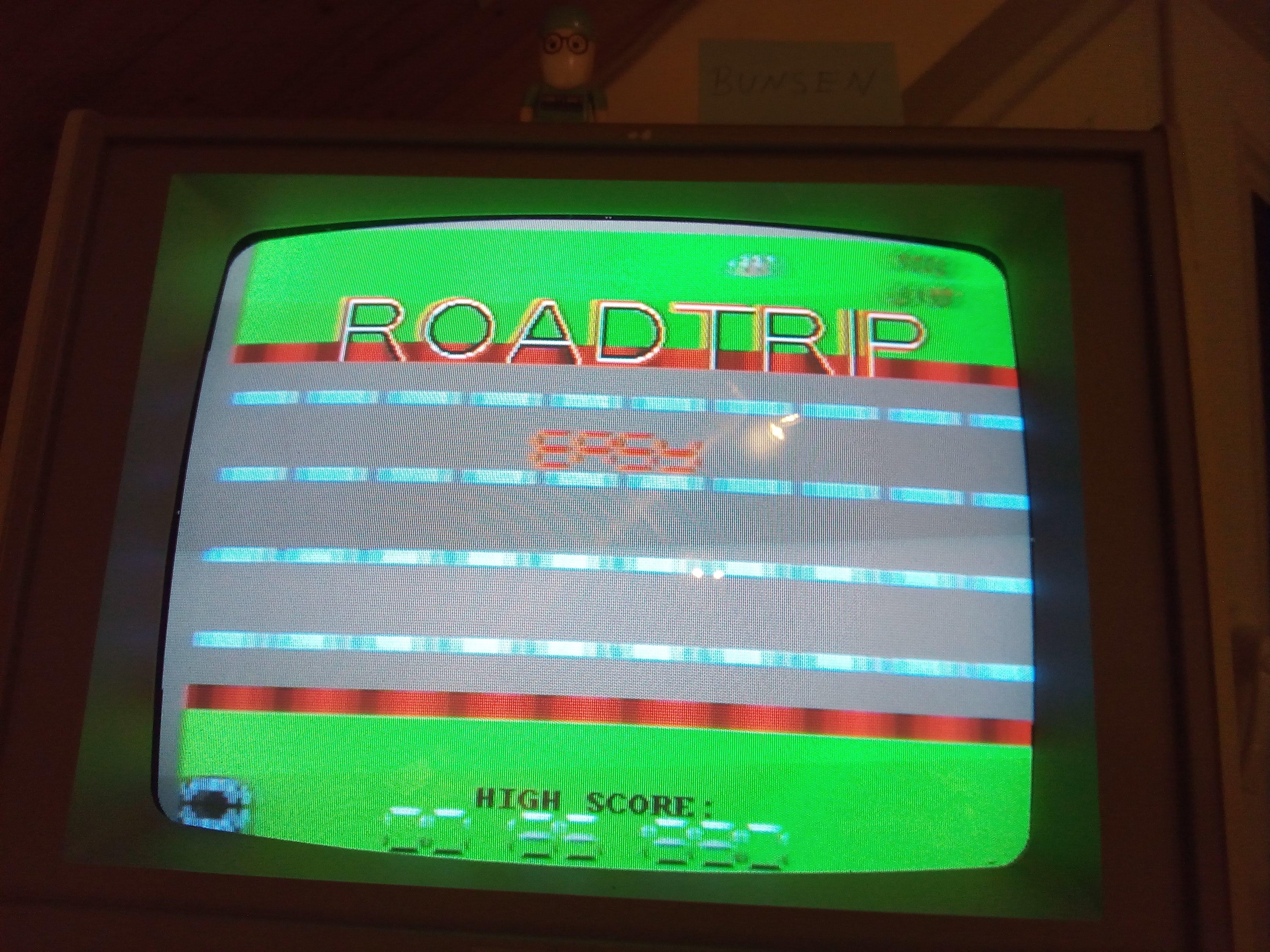 Bunsen: Roadtrip [Difficulty: Easy] (Amiga) 1,351,990 points on 2018-11-27 05:09:28