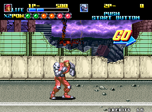 GAMES: Robo Army (Neo Geo) 16,900 points on 2020-01-27 20:34:11