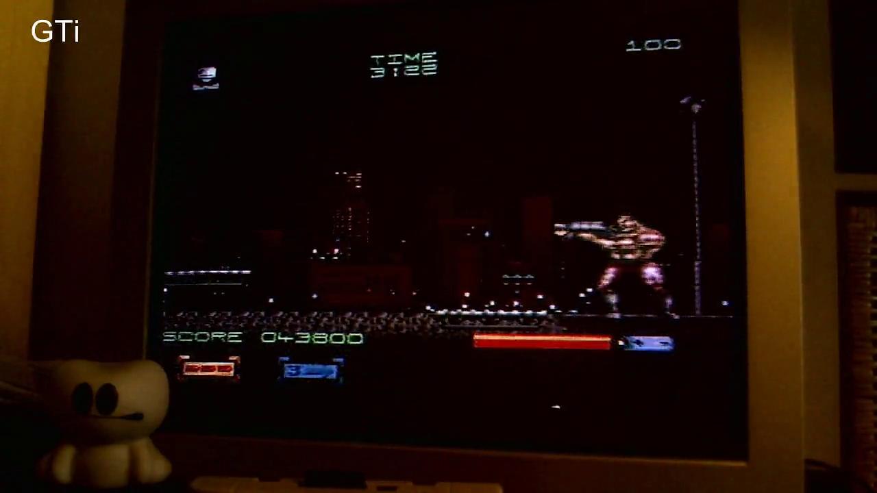 GTibel: RoboCop 3 (SNES/Super Famicom) 43,800 points on 2016-11-12 10:05:46