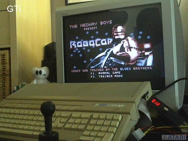 GTibel: RoboCop (Atari ST) 19,320 points on 2017-07-15 04:29:02
