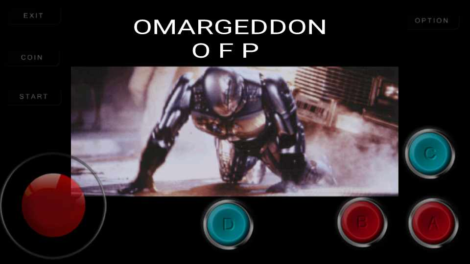 omargeddon: Robocop 2 [robocop2] (Arcade Emulated / M.A.M.E.) 1,731,500 points on 2016-11-05 23:12:23
