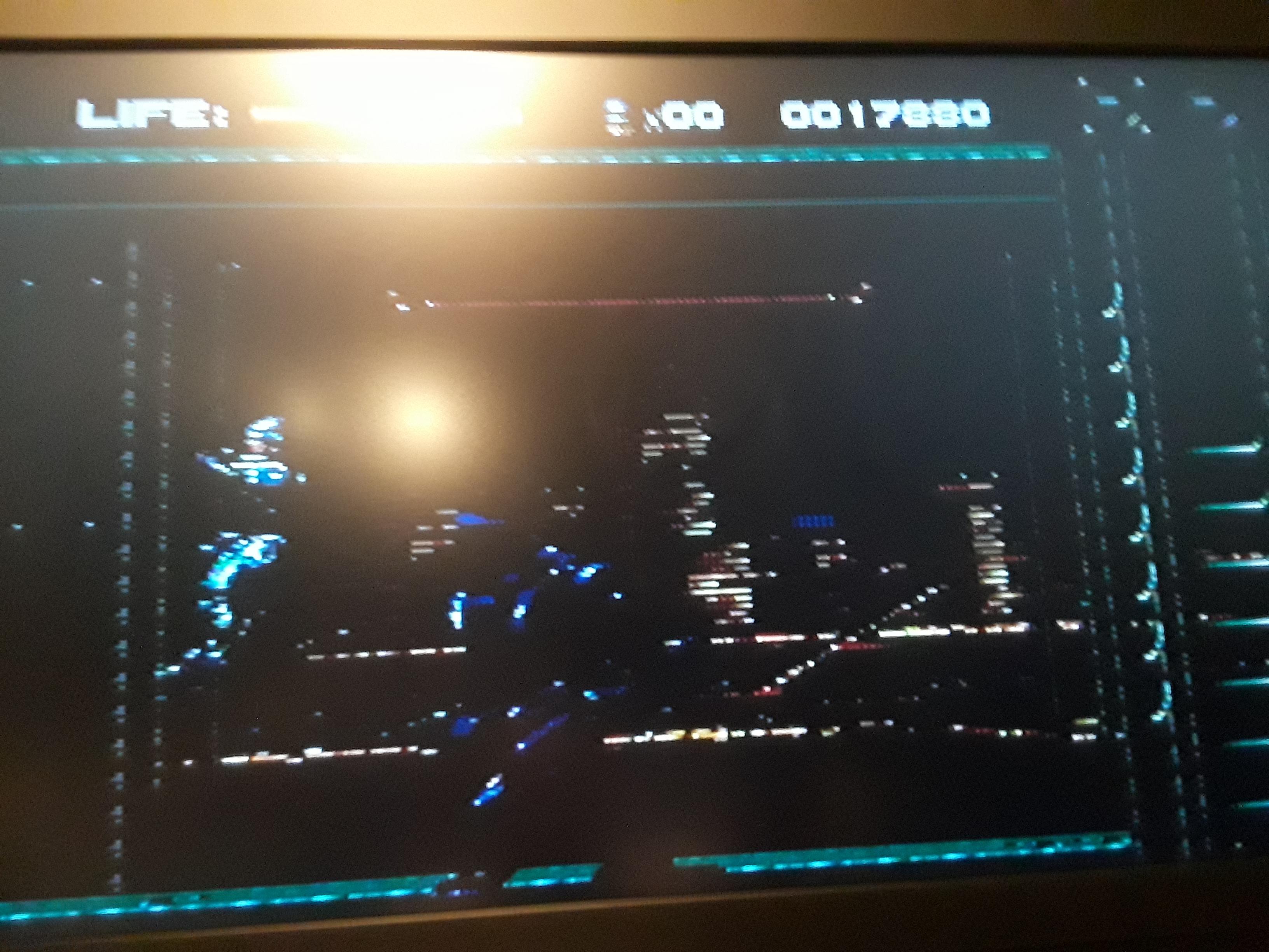 Robocop Versus The Terminator [Wimpy] 17,880 points