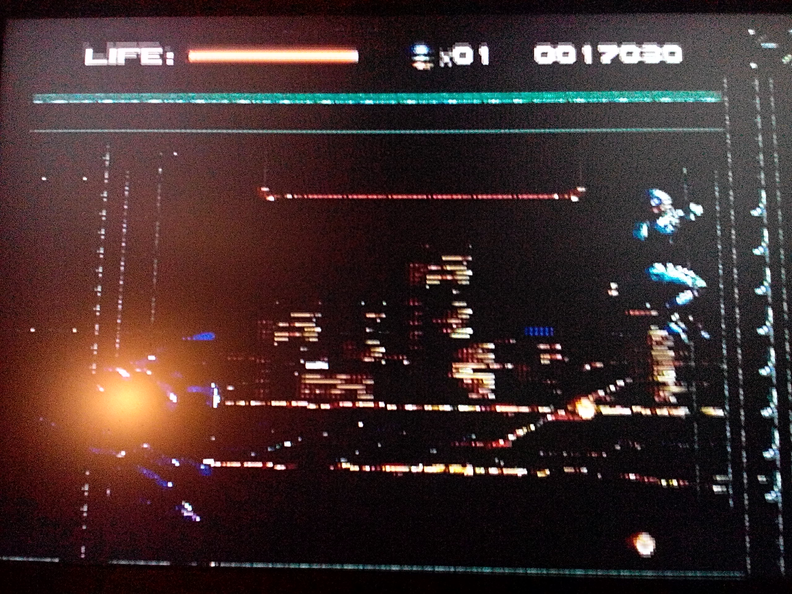 Robocop vs. The Terminator [Easy] 17,030 points