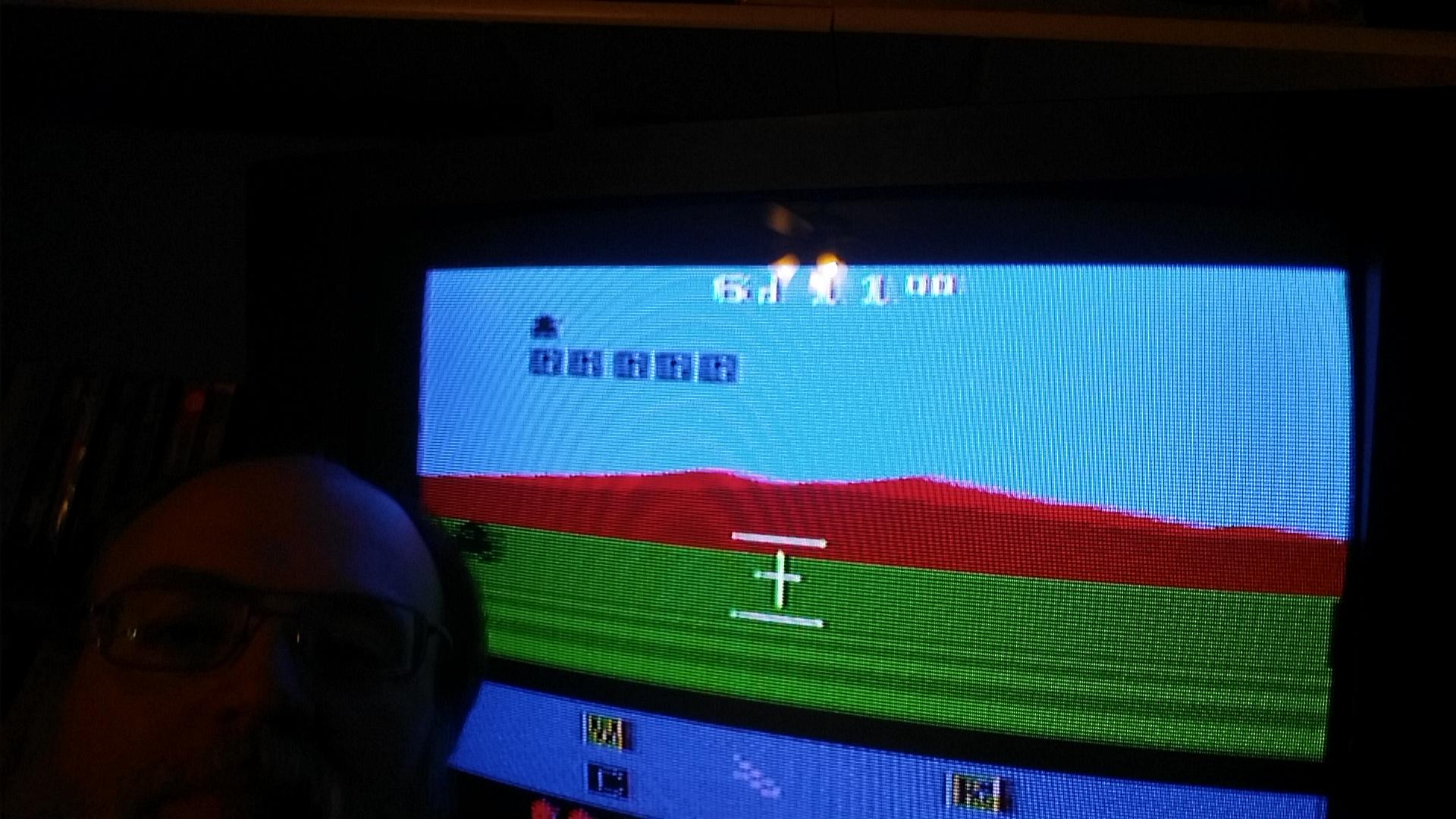 SeanStewart: Robot Tank (Atari 2600 Novice/B) 61 points on 2016-12-17 22:58:47