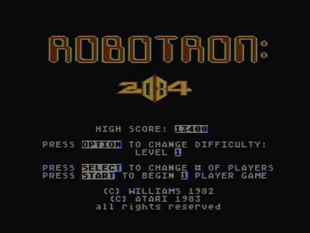 derek: Robotron 2084 (Atari 400/800/XL/XE) 13,400 points on 2016-03-26 06:53:02