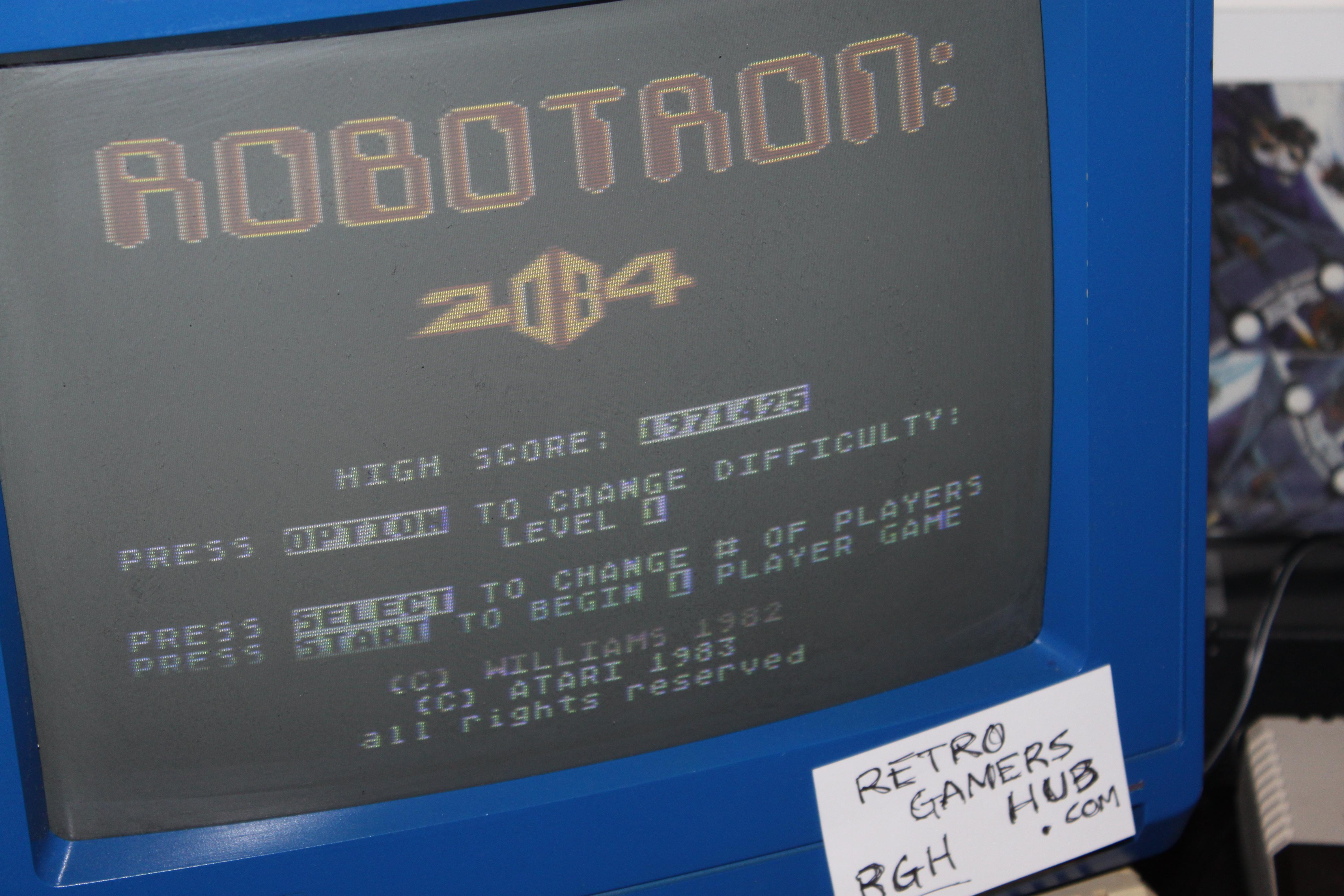 Robotron 2084 1,971,425 points
