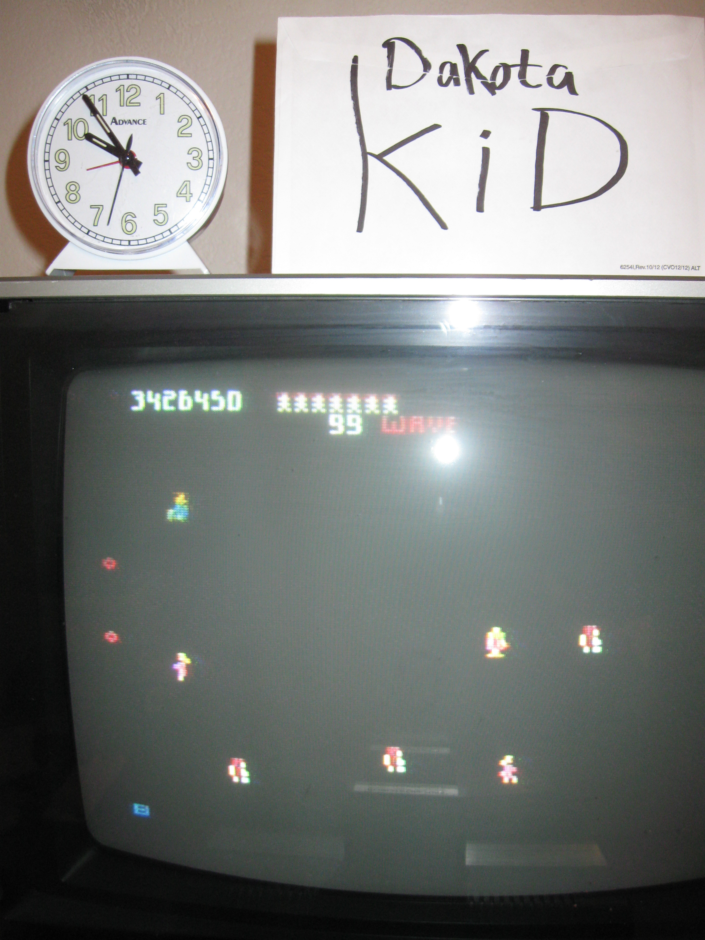 DakotaKid: Robotron 2084: Novice (Atari 7800) 4,017,325 points on 2016-04-12 19:29:16