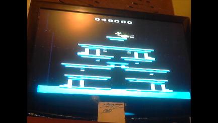 S.BAZ: Roc N Rope (Atari 2600 Novice/B) 48,080 points on 2019-07-31 20:34:43