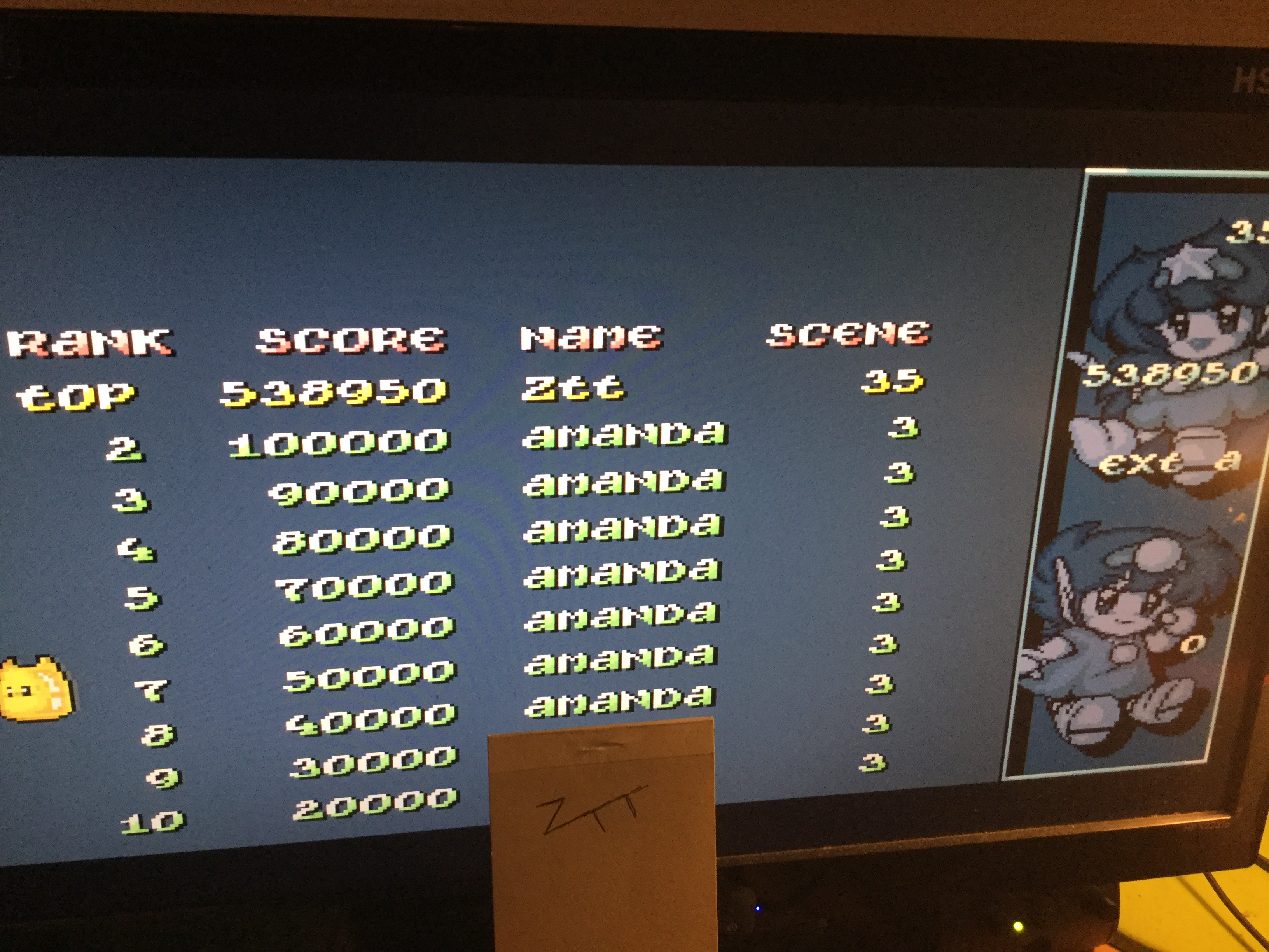 Frankie: Rodland (Amiga Emulated) 538,950 points on 2019-01-05 16:00:20