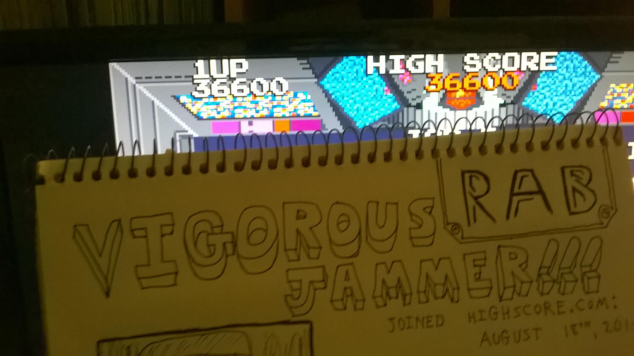 vigorousjammer: Rolling Thunder [rthunder] (Arcade Emulated / M.A.M.E.) 36,600 points on 2015-08-22 13:55:11