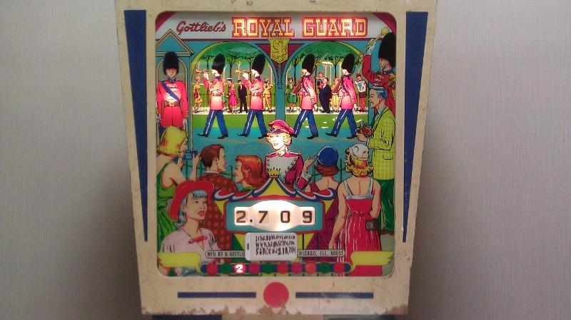 Royal Guard 2,709 points