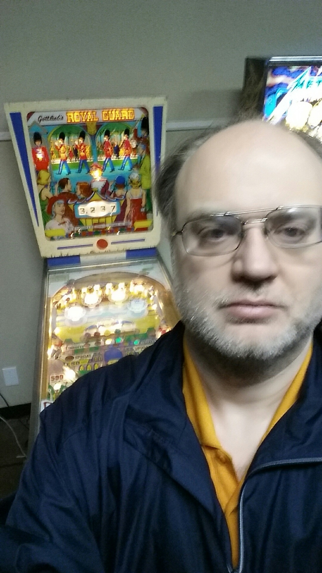 SeanStewart: Royal Guard (Pinball: 5 Balls) 3,237 points on 2018-03-24 16:03:32