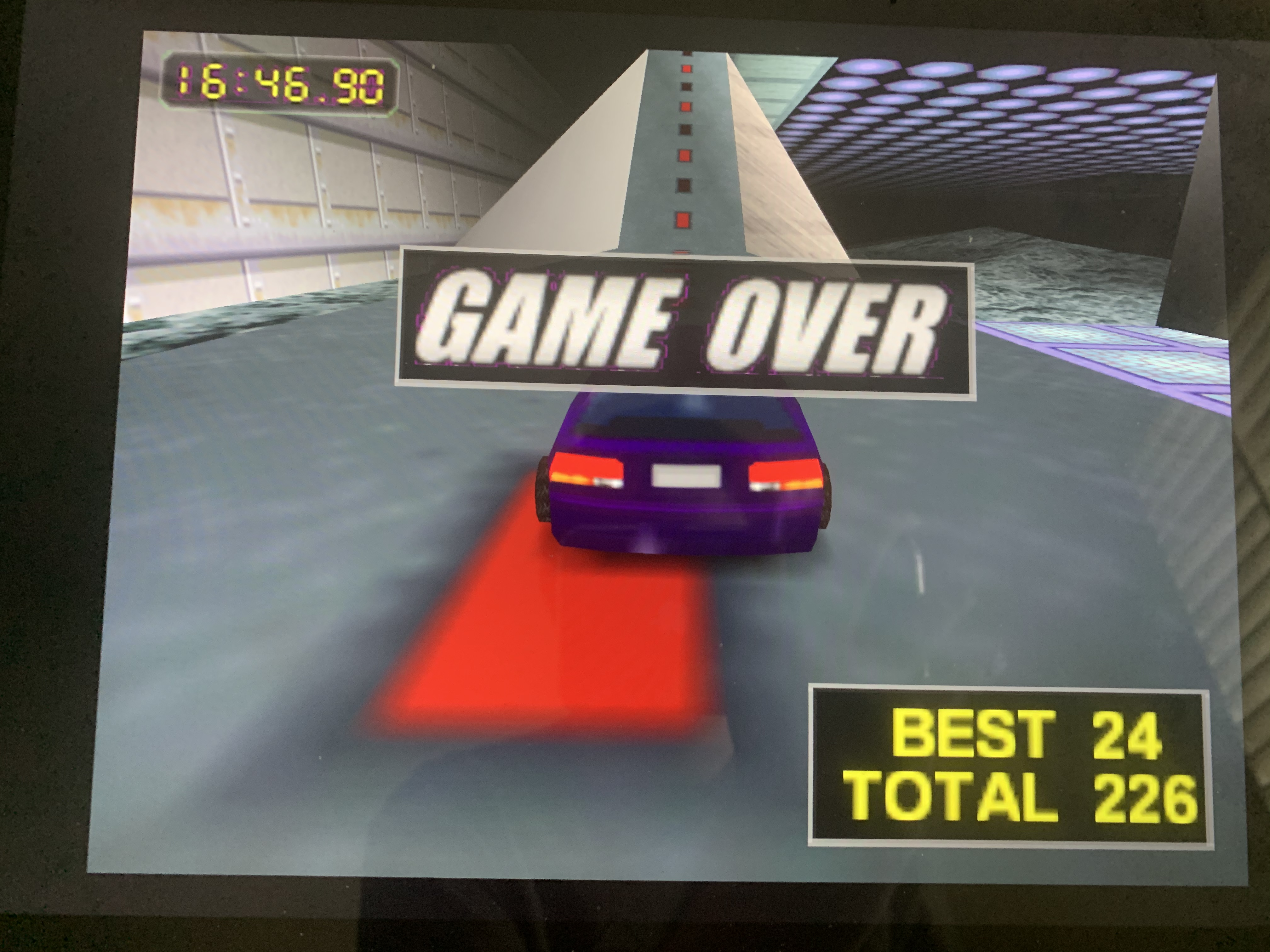 TheSyrinx63: Rush 2: Extreme Racing USA [Stunt] (N64 Emulated) 226 points on 2020-06-25 19:26:34