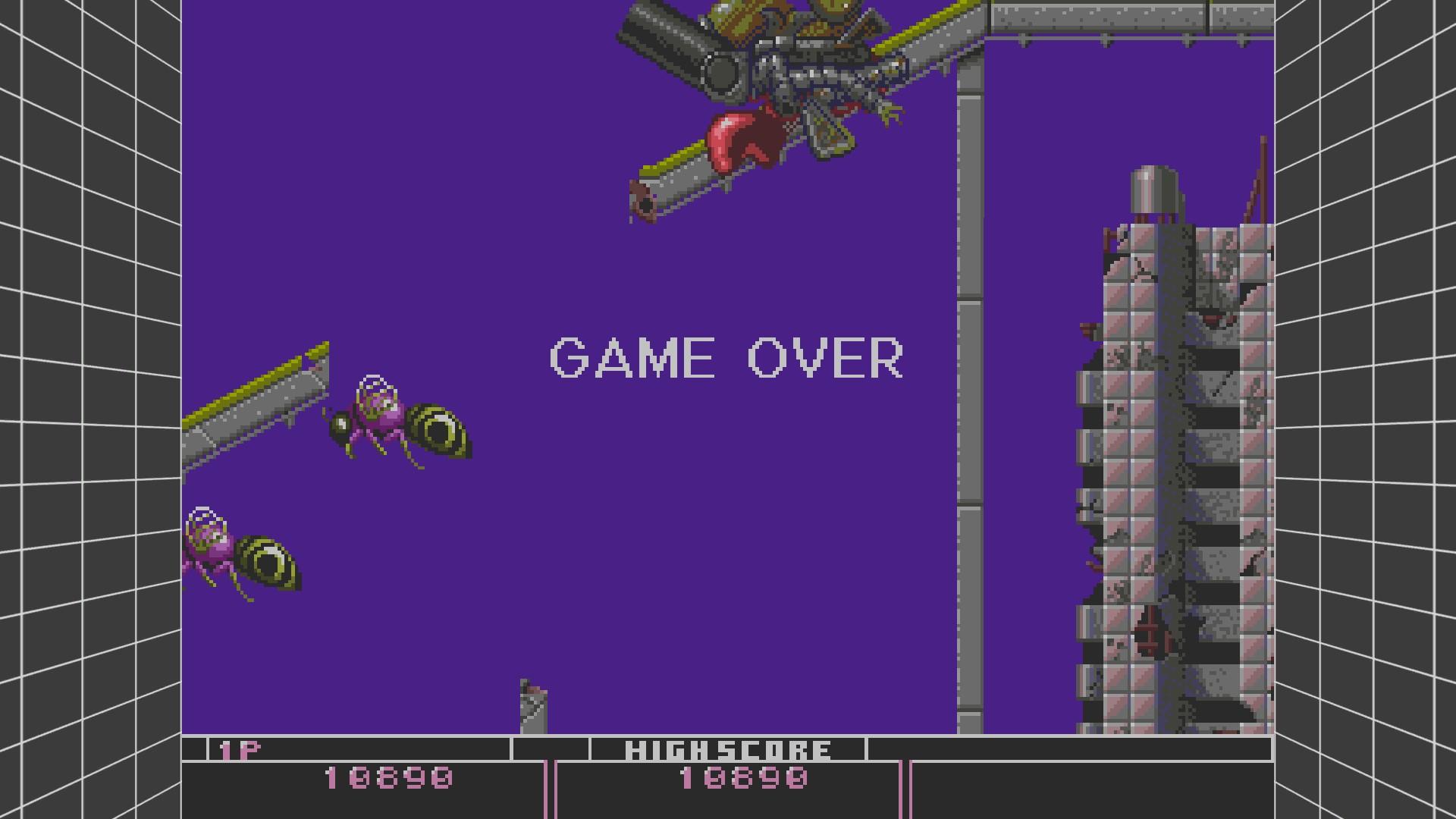 AkinNahtanoj: SEGA Genesis/Mega Drive Classics Volume 3: Bio-Hazard Battle [Normal] (PC) 10,890 points on 2020-08-19 07:03:12