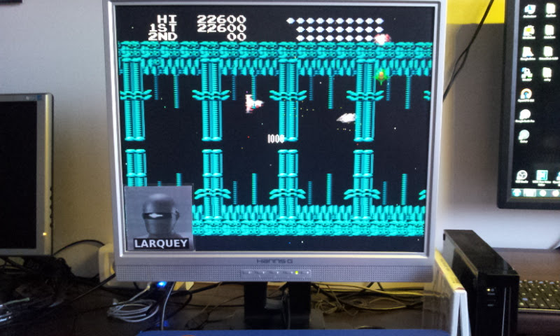 Larquey: SF-X [sfx] (Arcade Emulated / M.A.M.E.) 22,600 points on 2018-02-11 07:51:53