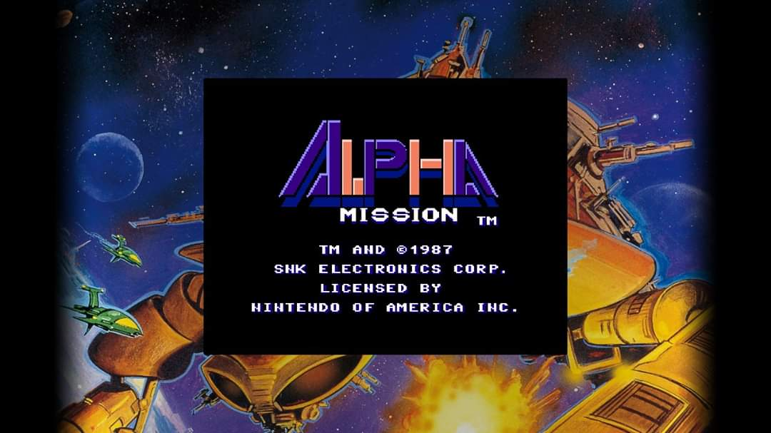 JML101582: SNK 40th Anniversary Collection: Alpha Mission [Console] (Nintendo Switch) 12,010 points on 2020-06-19 21:54:51