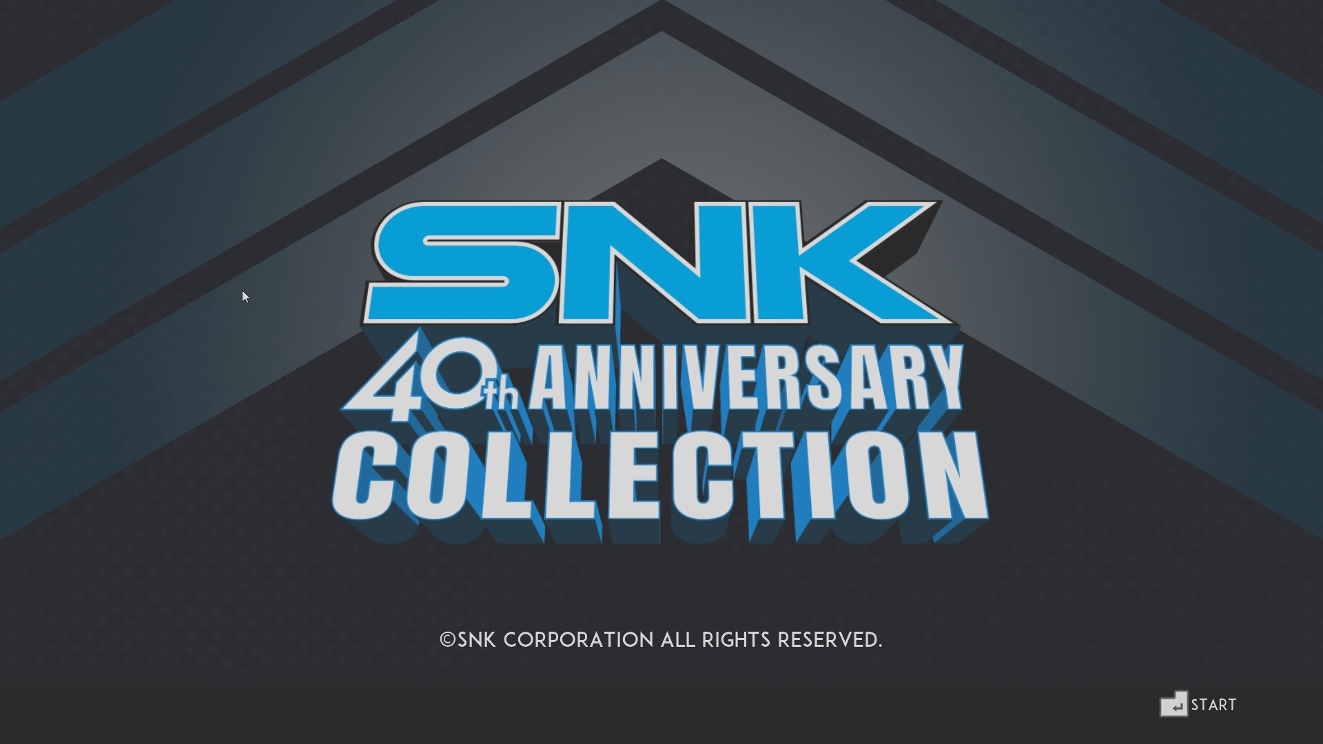 SNK 40th Anniversary Collection: Athena [Arcade] 8,950 points