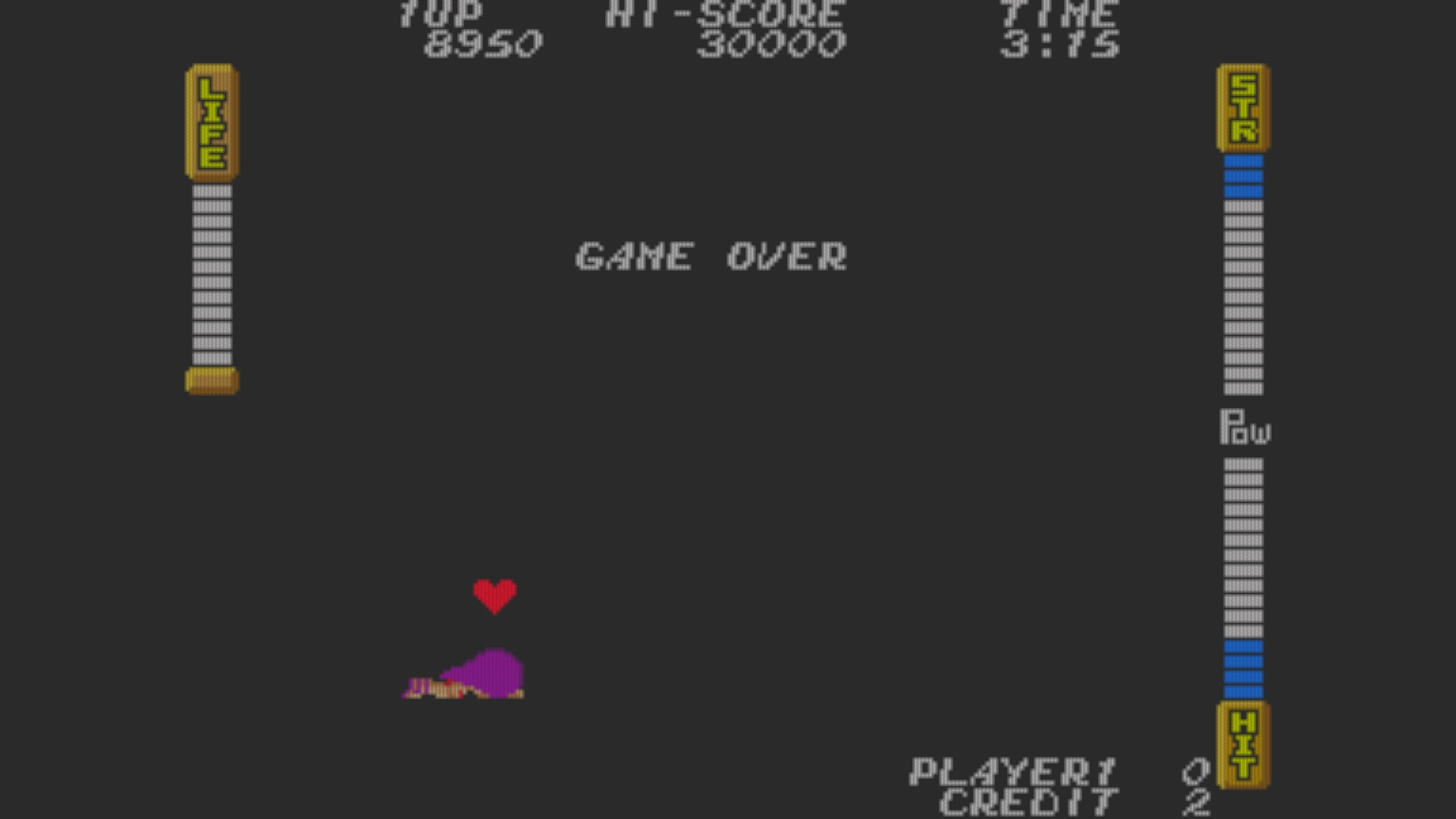 AkinNahtanoj: SNK 40th Anniversary Collection: Athena [Arcade] (PC) 8,950 points on 2020-08-23 07:42:33