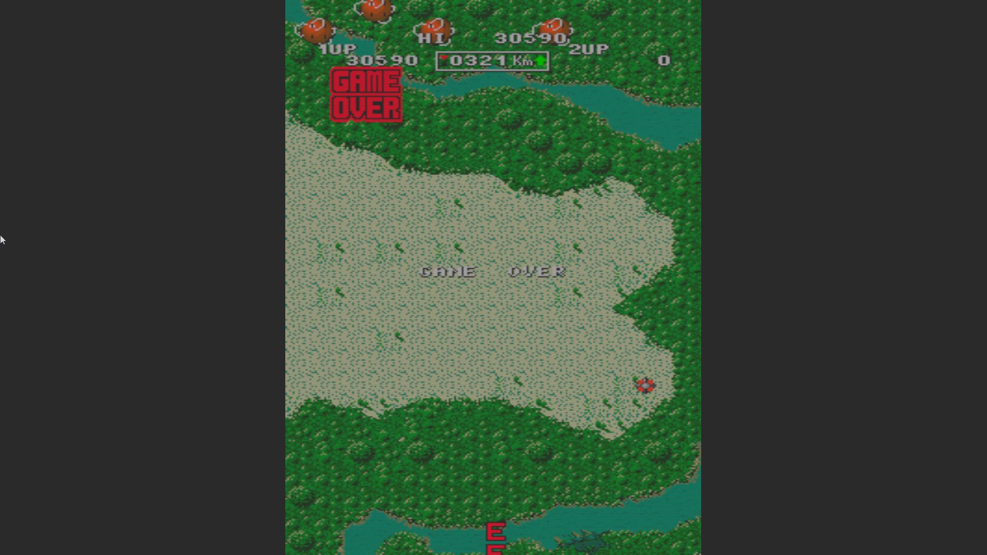 SNK 40th Anniversary Collection: Bermuda Triangle 30,590 points