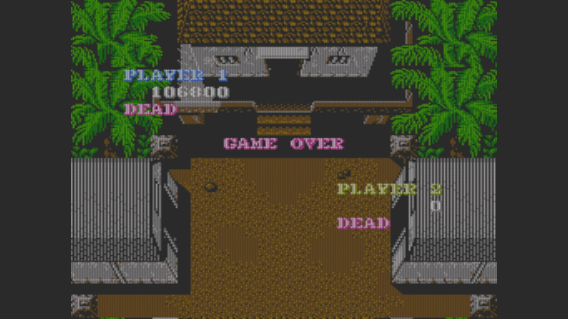 SNK 40th Anniversary Collection: Guerrilla War [Console] 106,800 points