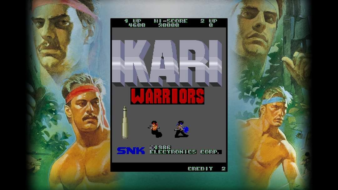 JML101582: SNK 40th Anniversary Collection: Ikari Warriors [Arcade] (Nintendo Switch) 4,600 points on 2020-06-12 20:48:54