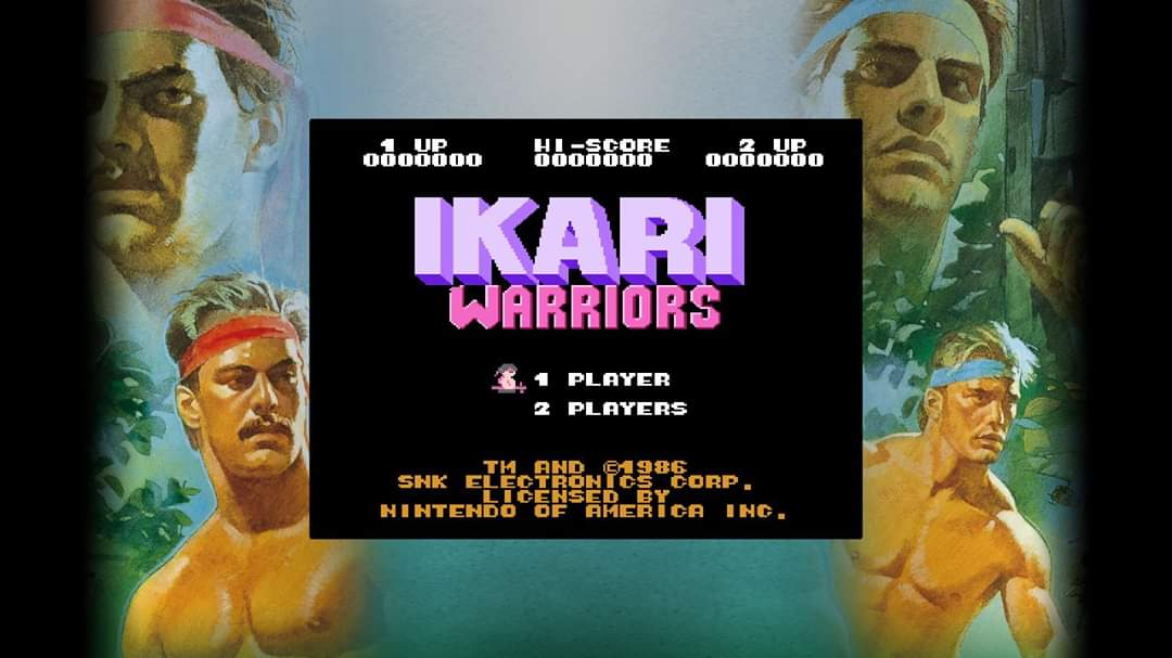 JML101582: SNK 40th Anniversary Collection: Ikari Warriors [Console] (Nintendo Switch) 10,300 points on 2020-06-12 20:40:34